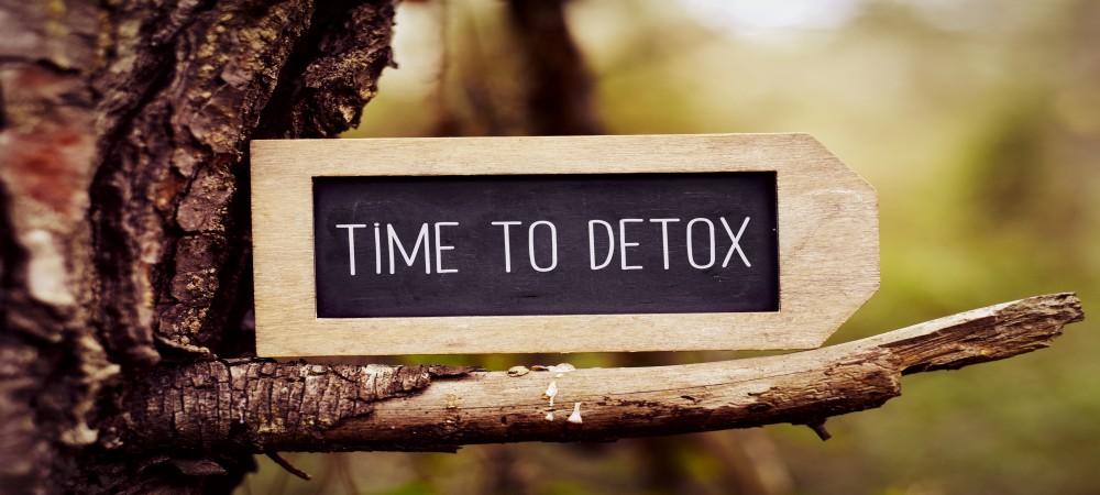 time to detox tree